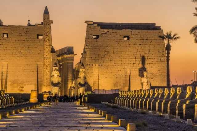 visit Luxor from Cairo and visit The incredible Luxor temple one the oldest and most Ancient Egyptian sites in Luxor
