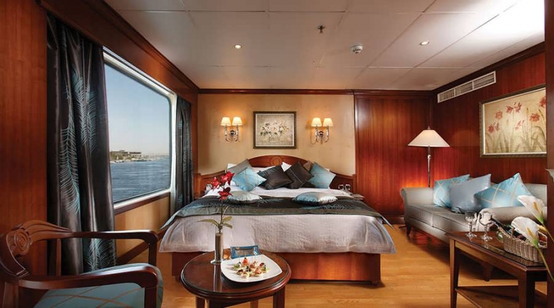 A Nile cruise on the award-winning MS Amarco1 that sails between Luxor and Aswan is one of the best Nile cruises. With 2 Royal suites, 2 Presidential Suites, 45 standard cabins.