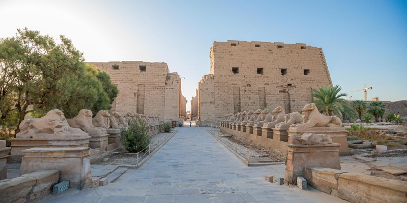 What was the aim of the Karnak temples? and How are the structures of the Karnak temples Complex? learn a lot about Karnak temple