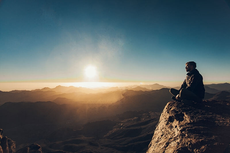 sinai mountain