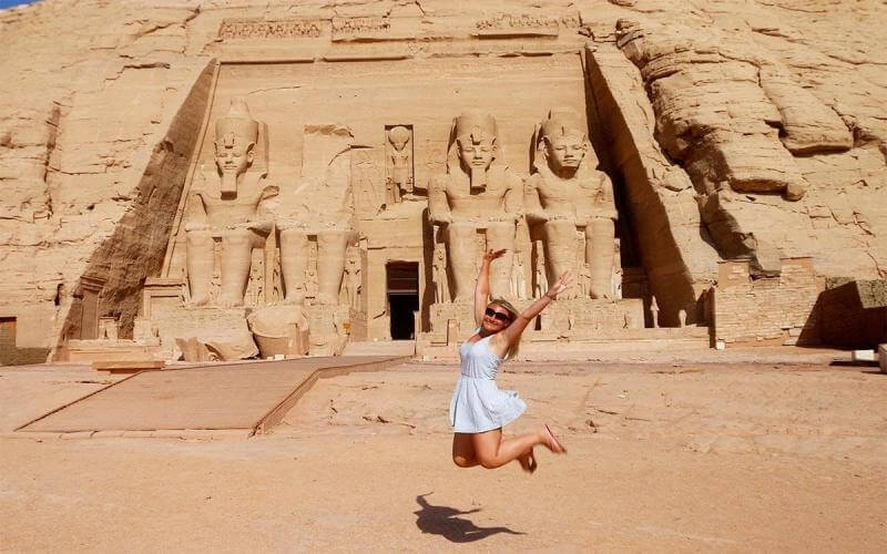 Explore one the best of Egypt tours, Abu Simbel temple