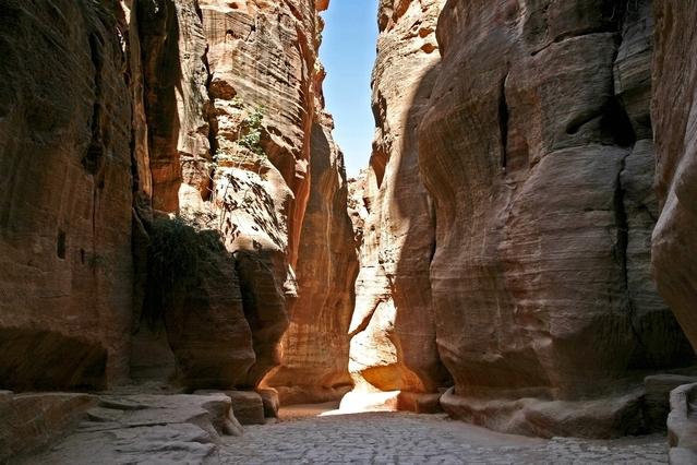 Petra at Egypt And Jordan Tours