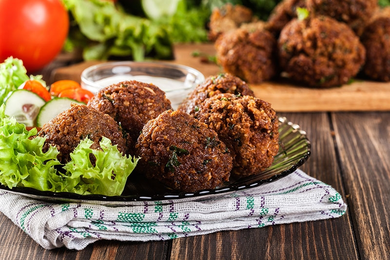 Ta'meya in the liste of Top 10 Egyptian Dishes