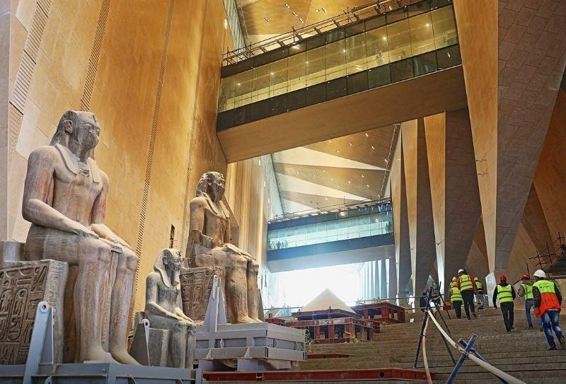 6 Things You Cannot Miss About The Grand Egyptian Museum