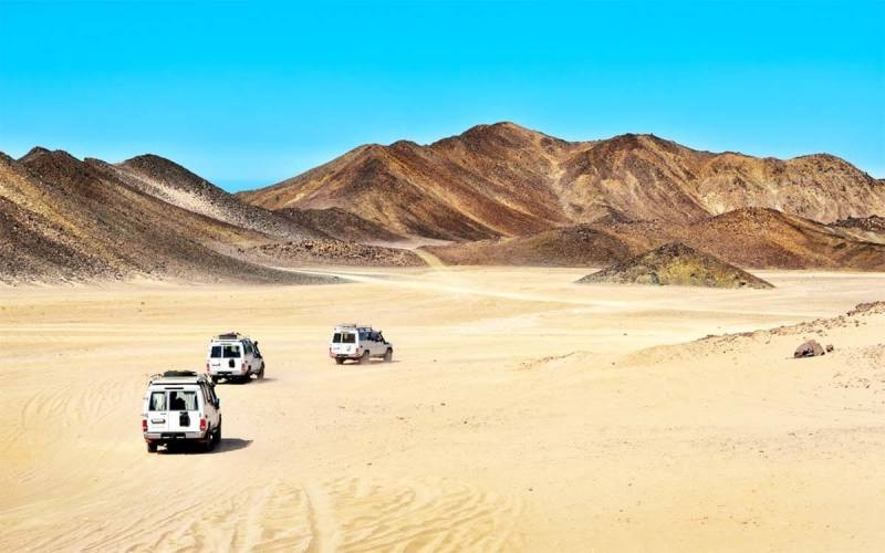Egypt Adventure Tours In 08 Days