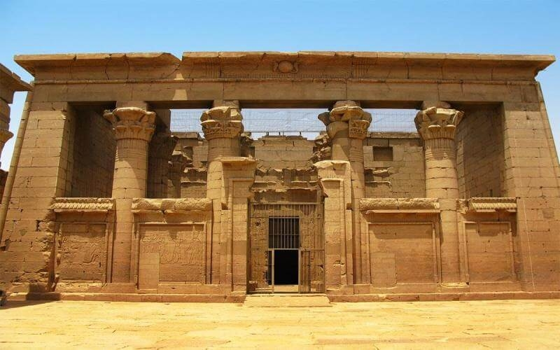 Tour to Temple of Kalabsha and Nubian Museum