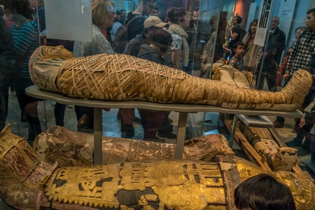 One of the best collection in the Egyptian musuem