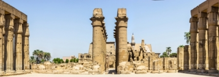 things to do in Luxor such as Luxor Tempel